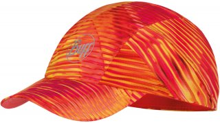BUFF(バフ) 360960 帽子 キャップ ランニング PRO RUN CAP R-ZETTA CORAL PINK