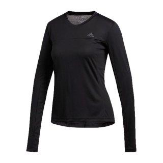adidas(アディダス) FYT15 レディース スポーツ 陸上ウェア インナーシャツ OTR LS Tシャツ