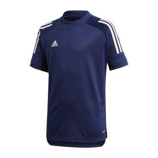 adidas(アディダス) FYZ02 ジュニア サッカーウェア Tシャツ CON20 トレーニングジャージキッズ ジュニア