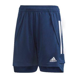 adidas(アディダス) FYZ06 ジュニア サッカーウェア ハーフパンツ CON20 トレーニングショーツキッズ