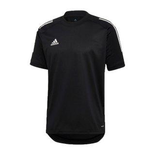 adidas(アディダス) FYZ18 メンズ サッカーウェア 半袖Tシャツ プラシャツ CON20 トレーニングジャージ
