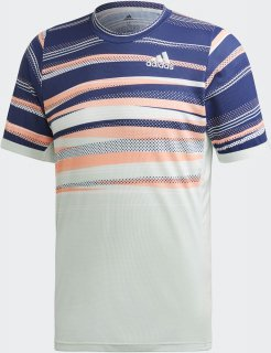 adidas(アディダス) GKD48 メンズ テニスウェア Tシャツ FREELIFT Tee HEAT.RDY
