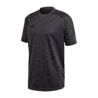 adidas(アディダス) GKZ03 メンズ サッカー プラシャツ TAN ファンダメンタル JQD トレーニングジャージー