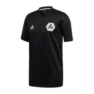 adidas(アディダス) GKZ31 メンズ サッカーウェア プラシャツ TAN ファンダメンタル トレーニングジャージー