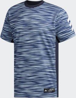 adidas(アディダス) GLJ81 メンズ 野球ウェア ベースボール 半袖Tシャツ 2ndユニフォーム ZEBRA