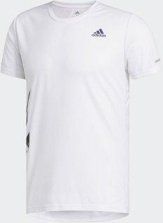 adidas(アディダス) KCM93 メンズ スポーツウェア 陸上 ランニング 速乾  RUN IT PB Tシャツ