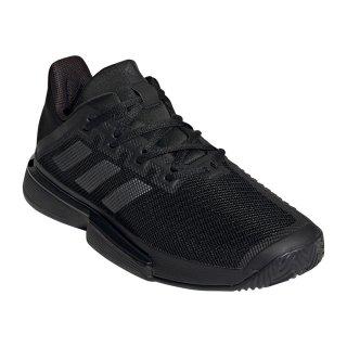 adidas(アディダス) EF2439 メンズ テニスシューズ SoleMatch Bounce