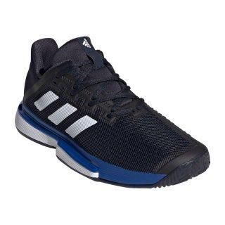 adidas(アディダス) EF2440 メンズ テニスシューズ SoleMatch Bounce