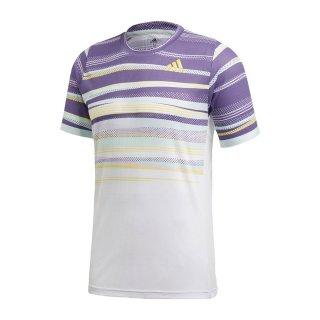 adidas(アディダス) GKD48 メンズ スポーツ テニスウェア 半袖Tシャツ FREELIFT Tee HEAT.RDY