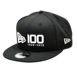 NEW ERA(ニューエラ) 12326168 950 NEW ERA 100TH LOGO 100刺繍 100周年記念 スナップバック