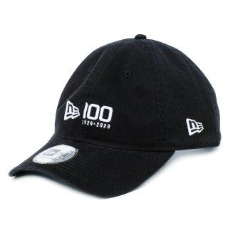 NEW ERA(ニューエラ) 12326369 930 NEW ERA 100TH LOGO 100刺繍 100周年記念 ローキャップ