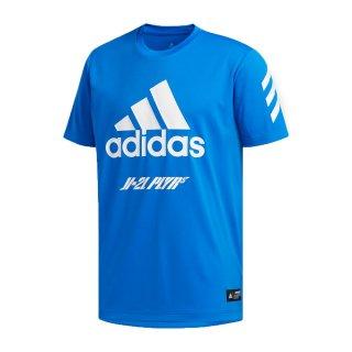 adidas(アディダス) GLK06 メンズ スポーツ 野球ウェア ベースボール 半袖Tシャツ 5TロゴTEE