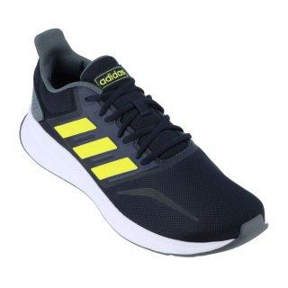 adidas(アディダス) EG8611 メンズ スポーツ シューズ ランニングシューズ FALCONRUN