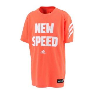 adidas(アディダス) GLJ92 キッズ ジュニア スポーツ 野球ウェア 半袖Tシャツ 5T SPEED TEE K