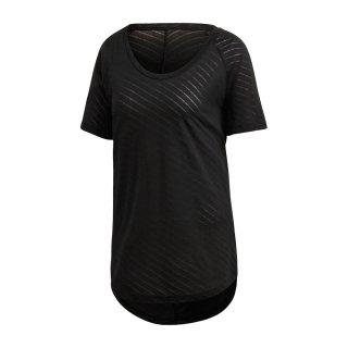 adidas(アディダス) GOI31 レディース スポーツウェア 半袖Tシャツ W バーンナウト Tシャツ