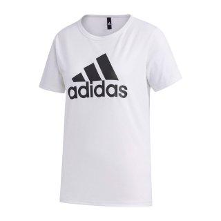 adidas(アディダス) GUN26 レディース スポーツウェア 半袖Tシャツ W MH BOS Tシャツ