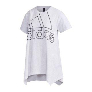 adidas(アディダス) GUN32 レディース スポーツウェア 半袖Tシャツ W MH AOP BOS Tシャツ