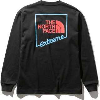 THE NORTH FACE(ザ・ノースフェイス) NT32032 L/S EXTREME TEE ロングスリーブエクストリームティー メンズ