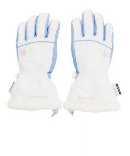 PHENIX(フェニックス) PS8H8GL91 Fur Girls Gloves ジュニア スノーグローブ