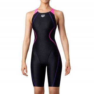 ARENA(アリーナ) ARN-0050W レディース セイフリーバックスパッツ 着やストラップ 競泳水着 水泳