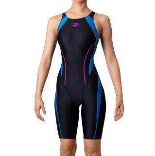 ARENA(アリーナ) ARN-0053W レディース セイフリーバックスパッツ 着やストラップ 競泳水着 FINA承認モデル