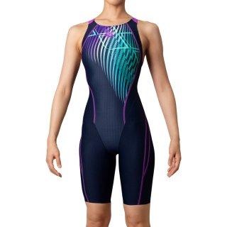 ARENA(アリーナ) ARN-0060W レディース セイフリーバックスパッツ 着やストラップ 競泳水着 FINA承認モデル