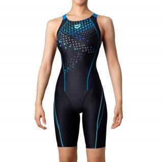 ARENA(アリーナ) ARN-0062W レディース セイフリーバックスパッツ 着やストラップ 競泳水着 FINA承認モデル