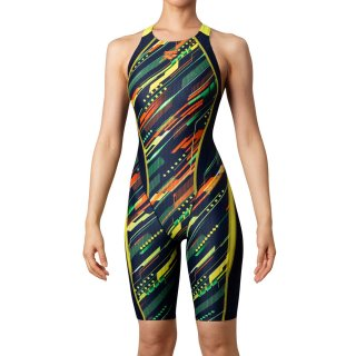 ARENA(アリーナ) ARN-0069W レディース セイフリーバックスパッツ 着やストラップ 競泳水着 水泳 FINA承認モデル