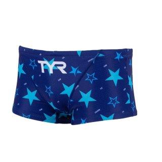 TYR(ティア) BSTAR-19M メンズ 競泳トレーニング水着 練習用 長持ち素材使用 TEAM CHEVRON