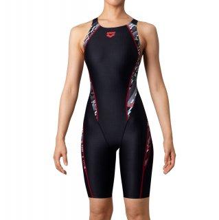 ARENA(アリーナ) ARN-0075W レディース セイフリーバックスパッツ 着やストラップ 競泳水着 水泳 FINA承認モデル