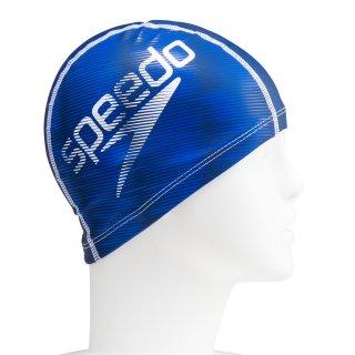 SPEEDO(スピード) SE12017 シリコーンコーティングキャップ スイムキャップ シリコン 水泳 フィットネス