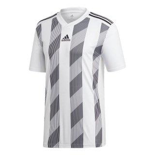 adidas(アディダス) FRX86 メンズ ジュニア サッカーウェア 半袖Tシャツ STRIPED 19 トレーニングジャージ