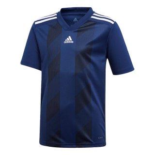 adidas(アディダス) FUJ80 ジュニア サッカーウェア KIDS STRIPED 19 トレーニングジャージー Tシャツ