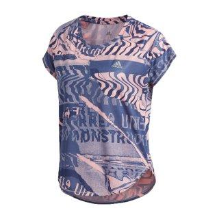 adidas(アディダス) GOE55 OWN THE RUN Tシャツ レディース