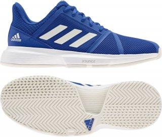 adidas(アディダス) EF2477 CourtJam Bounce メンズ テニスシューズ
