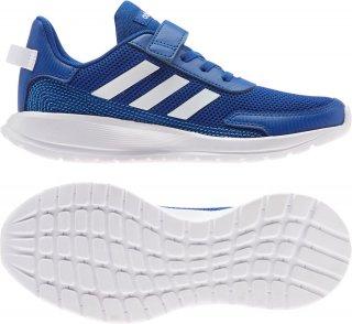adidas(アディダス) FW3144 TENSAUR RUN K EL ジュニア ランニングシューズ 運動靴 運動会