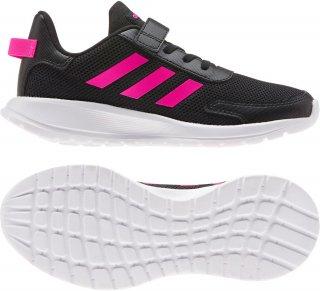adidas(アディダス) FW3145 TENSAUR RUN K EL ジュニア ランニングシューズ 運動靴 運動会