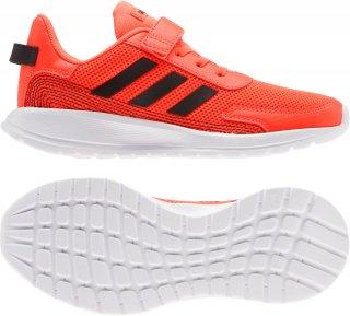 adidas(アディダス) FW3147 TENSAUR RUN K EL ジュニア ランニングシューズ 運動靴 運動会