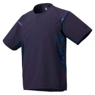 DESCENTE(デサント) DBMPJK30SH ハイブリッドシャツ 長袖ジャケット トレーニングウェア メンズ