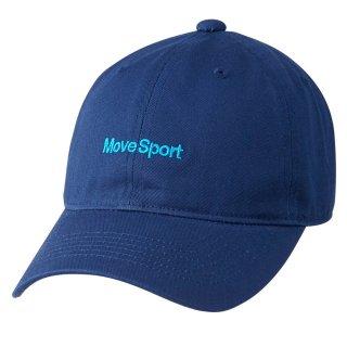 DESCENTE(デサント) DMCPJC00 コットンキャップ スポーツキャップ レディース 帽子 ムーブスポーツ