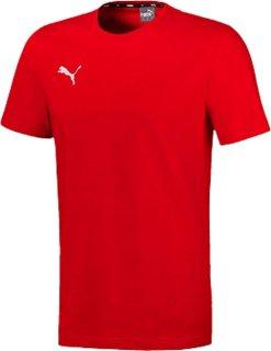 PUMA(プーマ) 656986 TEAMGOAL23 カジュアル Tシャツ メンズ サッカー・フットサル
