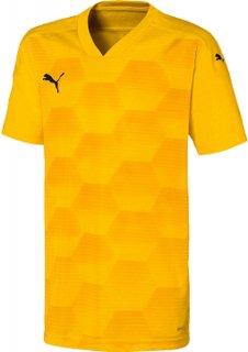 PUMA(プーマ) 704620 TEAMFINAL21 グラフィック シャツ ジュニア サッカー・フットサル