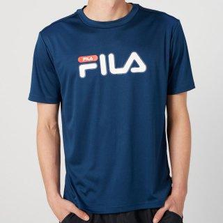 FILA(フィラ) 420244 メンズ 半袖 UV Tシャツ 水陸両用 ラッシュガード アウトドア
