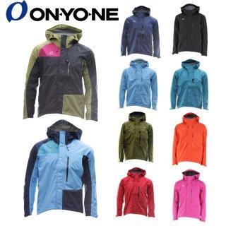 ONYONE(オンヨネ) ODJ91808 メンズ レインジャケット COMBAT JACK マウンテンパーカー アウトドア キャンプ