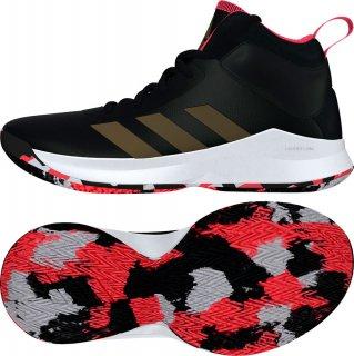 adidas(アディダス) FV7430 Cross Em Up 5 K ジュニア バスケットシューズ バッシュ