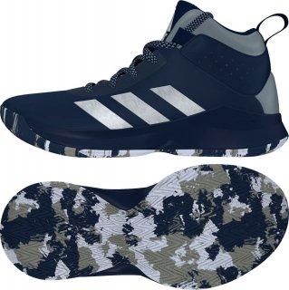 adidas(アディダス) FW8983 Cross Em Up 5 K Wide ジュニア バスケットシューズ バッシュ