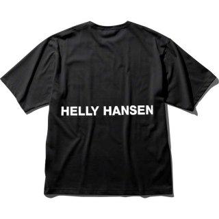 HELLY HANSEN(ヘリーハンセン) HE62029 ショートスリーブバックロゴティー ユニセックス 半袖Tシャツ