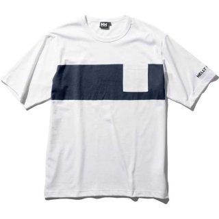 HELLY HANSEN(ヘリーハンセン) HE62030 ショートスリーブボーダーティー ユニセックス 半袖Tシャツ