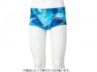 ASICS(アシックス) 2161A173 メンズ ボックス 競泳トレーニング水着 練習用 ショートボックス