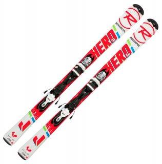 ROSSIGNOL(ロシニョール) RAFJY01/FCFD031-G HERO JR XPRESS スキーセット ビンディング付き オンピステ